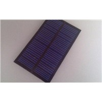 Good Quality Solar Cell 5.5v/120ma 110mm*60mm Small Solar Panel for DIY