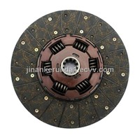 Guaranteed 100% SINOTRUK Diameter 420mm Truck parts Clutch Disc For HOWO