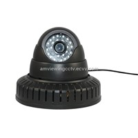 H.264 CCD Wired  Infrared IR IP Dome Camera with Night Vision