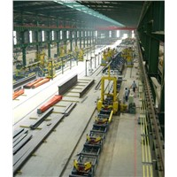 H-Beam Steel Structure Production Line