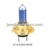 Headlight H7 Gloden Base