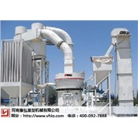 High Pressure Overhang Roll Mill