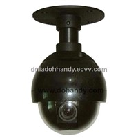 High Speed Dome Camera DH-SL310, Mini slow speed indoor dome 30 Deg/sec
