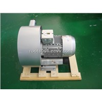 High pressure water treatment blower