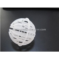 Hollow Spherical Column Packing