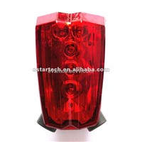 Hot!!! Most Attractive Laser Parallel Bike Tail Light SG-BL01