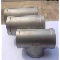 Hot Sell Equal Stainless Steel Tee/Pipe Fitting