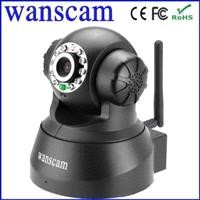 Hot!!! Wireless pan and tilt ir day and night two way audio cool ip Cam