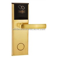 Hotel Card Electronic Lock (V2001-RF/MF)