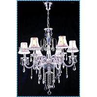 Simple Style European Transitional Crystal Chandelier in China (IGC6907C-6A)