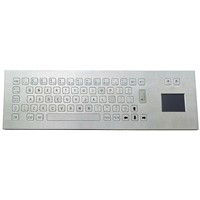 IP65 Vandal Proof Keyboard - Military Keyboard (X-PN66F)