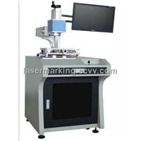 IPG Fiber Laser Engraving Jewelry Engraving Machine for Metal Production
