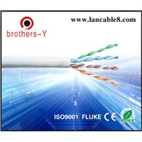 Indoor/outdoor utp ftp sftp cat5e lan cable