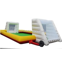 Inflatable football Court/Soccer Arena/Playground, Inflatable Pitch