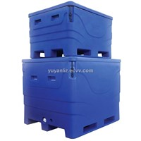 Insulated Plastic Fish Box