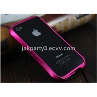 Iphone 4 Cases Colors Iron surrounding (Aluminum)
