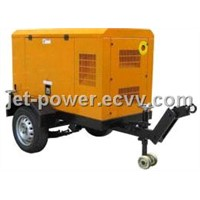 JET Series Diesel Trailer Power Station