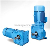 K Series Helical-Spiral Bevel Gear Box Speed Reducer