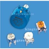 Kingtronics Kt Trimming Potentiometers 3006P Cross to Bourns