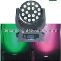 18*12W LED  moving head