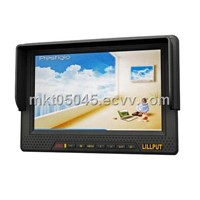LILLIPUT 7'' On-camera Monitor with HDMI and YPbPr Input (668GL-70NP/H/Y)