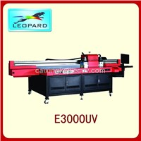 Lasted design Leopard E3000 wide format inkjet uv flatbed printer