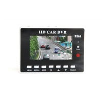 Latest RSA 2CH 208 HD CAR DVR,Support Dual-channel recording ,photograph simultaneously