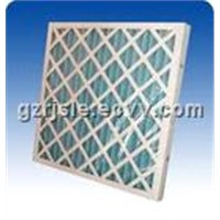 Level G1-G4 elementary efficiecy plate air filter