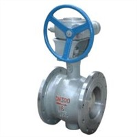Load the Eccentric Hemisphere Ball Valve