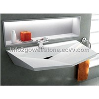 Luxurious Cloakroom Vanity Wash Basin