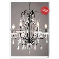Classical European Candle Crystal Chandelier in China (MEC0116)