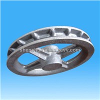 Machined Valve Chain Wheel
