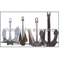 Anchor,HHP anchor, Hall anchor,SPEK anchors for shipbuilding