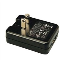Mini USB Charger with 5V/2.1A Output, UL Approved