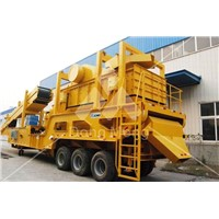 Mobile Cone Crusher with CE and ISO