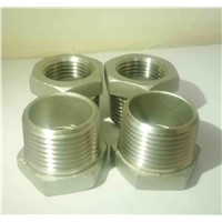 NPT Thread Stainless Steel Hex Bushing