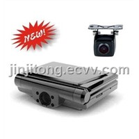 New  2CH HD Camera Car Dvr