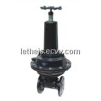 Normally Open Pneumatic Operated Fluorine Plastic Lined Diaphragm Valve