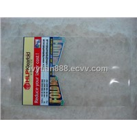 OPP header packing bag