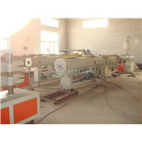 PE Large Diameter Pipe Production Line