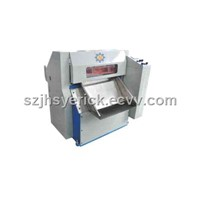 PLC control rubber cutting machine