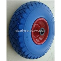 PU foam wheel
