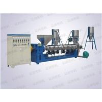 PVC air ring die face eagerly order granulator