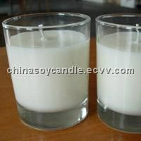 Paraffin Candles Scented Candles | Glass Jar Candles | Soy Candles