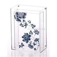 Photo Frame Tulip Vase
