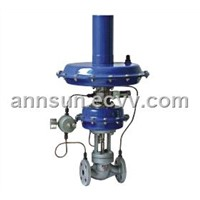 Pilot Drive Self-operated Differential Pressure Control Valve