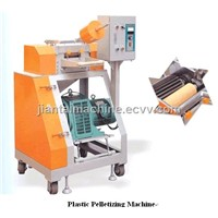 Plastic Pellet Cutting Machine