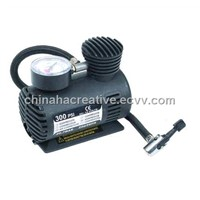 Portable Car Air Compressor,mini Auto air compressor
