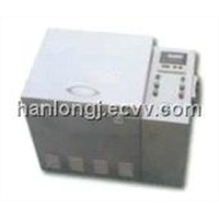 Portable roller heating furnace