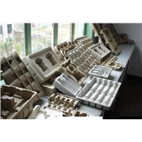 Pulp molding,Paper packaging,Environmental packaging,Various electronic packaging etc.